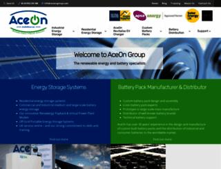 aceonbattery.com screenshot