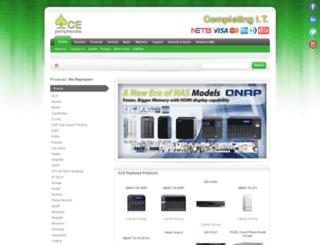 aceperipherals.com screenshot