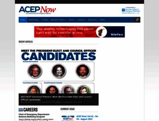 acepnow.com screenshot