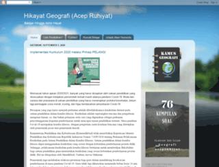 acepruhiyat.blogspot.com screenshot