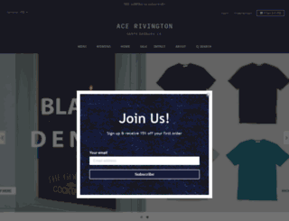 acerivington.com screenshot