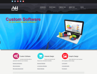 aces4hire.com screenshot