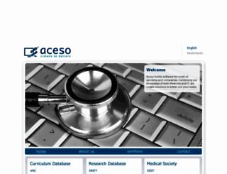 aceso.nl screenshot