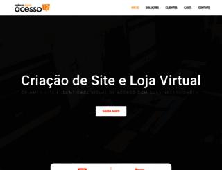 acesso12.com.br screenshot