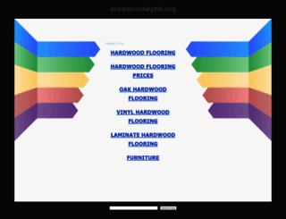 aceswoodwynd.org screenshot