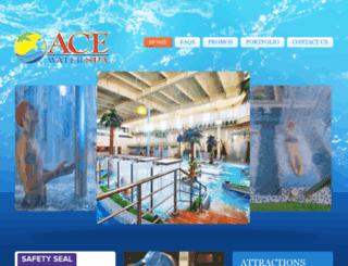 acewaterspa.com.ph screenshot