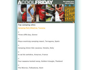 acf-fr.org screenshot