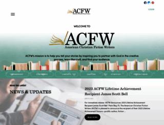 acfw.com screenshot