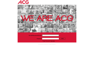 acg.csod.com screenshot