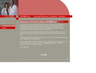 acgme.com screenshot