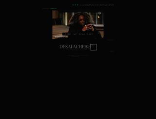 achebe.insanejournal.com screenshot