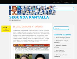 achedeteve.com screenshot
