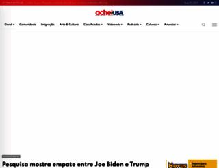 acheiusa.com screenshot