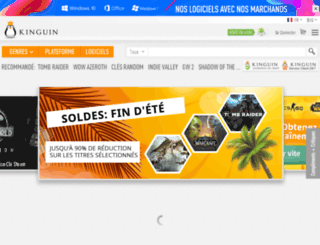acheterclecd.com screenshot