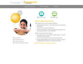 achievementseries.com screenshot