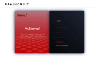 achiever.brainchild.com screenshot