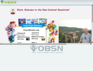 achiever1.yobsn.com screenshot