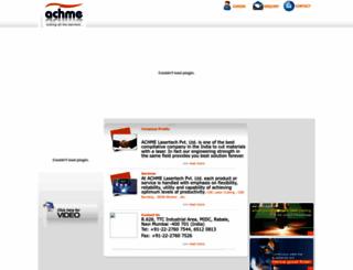 achmelasertech.com screenshot