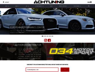 achtuning.com screenshot