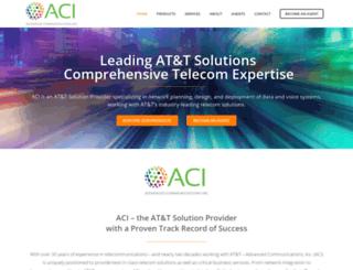 aci-tn.com screenshot