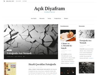 acikdiyafram.com screenshot