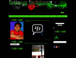 acilinux.blogspot.com screenshot