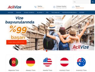 acilvize.com screenshot