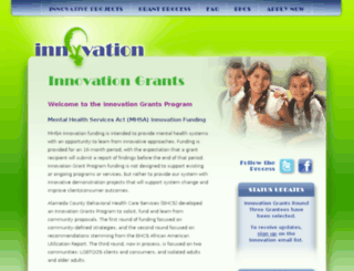 acinnovations.herokuapp.com screenshot