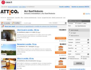acisantantonio.attico.it screenshot