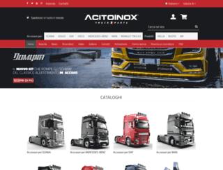 acitoinox.com screenshot