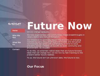 ackuit.co.uk screenshot