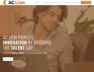 aclion.com screenshot