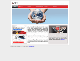 acliv.com screenshot