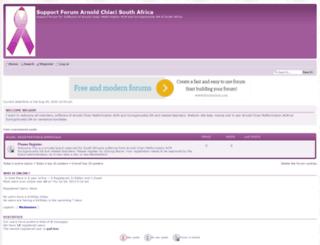 acmandsmsouthafrica.forumotion.net screenshot