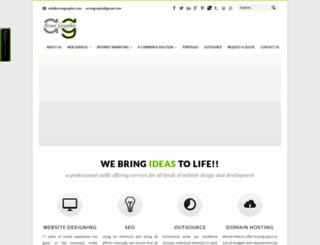 acmegraphix.com screenshot