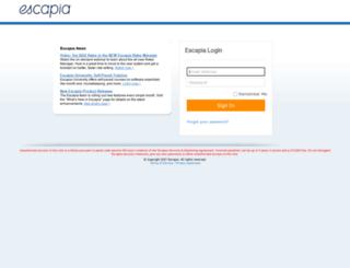 acmehouseco.escapia.com screenshot