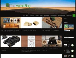 acmelabs.biz screenshot