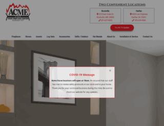 acmestove.reachlocal.net screenshot