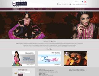 acmeweavers.com screenshot