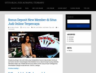 acnapoli.org screenshot