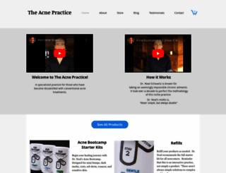 acnepractice.com screenshot