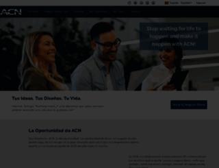 acneuro.es screenshot