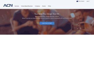 acnpacific.co.nz screenshot