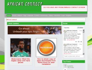 aconnects.net screenshot