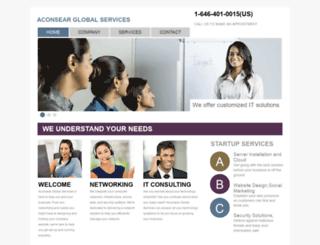 aconsear.com screenshot