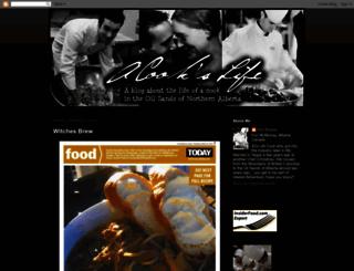 acookslife-kcbowie.blogspot.com screenshot
