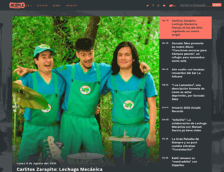 acoplerecords.com screenshot