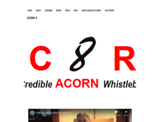 acorn8.com screenshot
