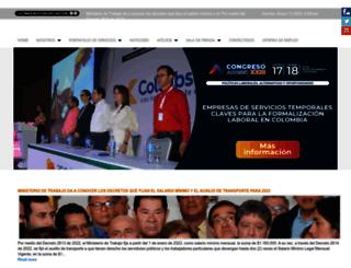 acoset.org screenshot