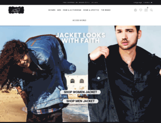 acossijeans.com screenshot